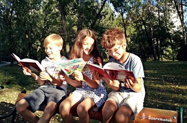 Mert olvasni jó… Szervmanókat olvasni pedig igazán örömteli